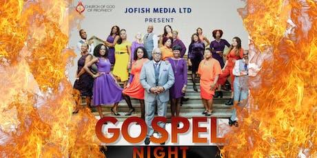 IDMC Gospel Night tickets