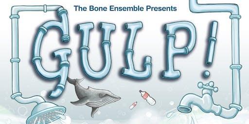 The Bone Ensemble presents: Gulp! - West Bridgford Library