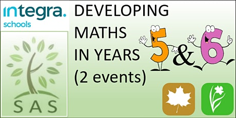 Maths in Y5/6 (2 session course) tickets