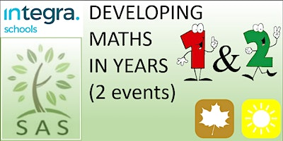 NEW DATE! Maths in Y1/2 (2 session course)