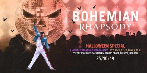 Bohemian Rhapsody: Halloween Special!
