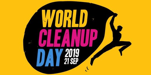 World Cleanup Day - Patacona 2019 -