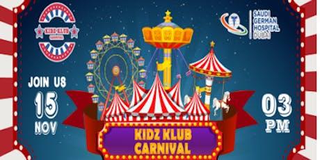 Kidz Klub Carnival - Dubai tickets