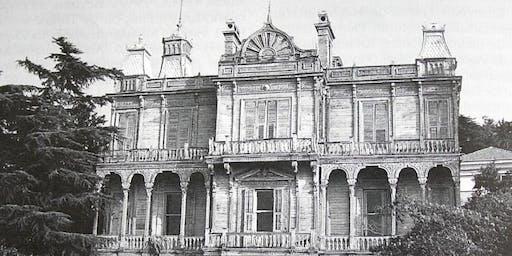 Büyükada / Prinkipo island Levantine mansions tour