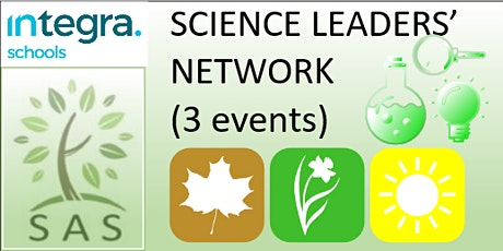 Science Subject Leader Network (3 session course) tickets