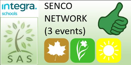 SENCo Network (3 session course) tickets