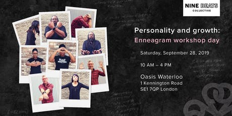 Personality and growth: Enneagram workshop tickets