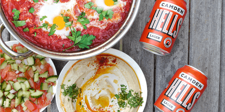 Shakshuka Sunday x Camden Town Brewery: Beer Brunch tickets