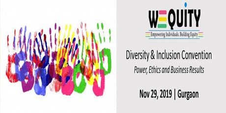 Diversity & Inclusion Convention 2019 – Power, Ethics and Business Results tickets