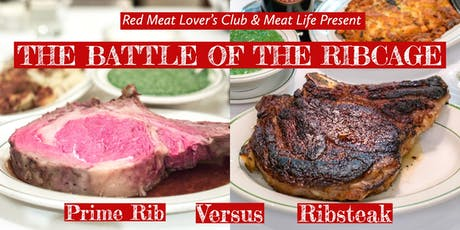 Red Meat Lover's Club & Meat Life Media Present The Battle of the Ribcage  tickets