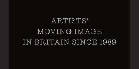 Artists' Moving Image book launch tickets