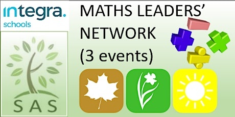Maths Subject Leader Network (3 session course) tickets