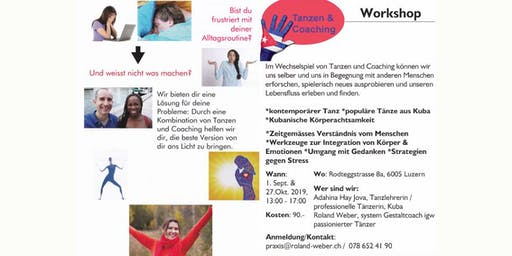 workshop - tanzen & coaching