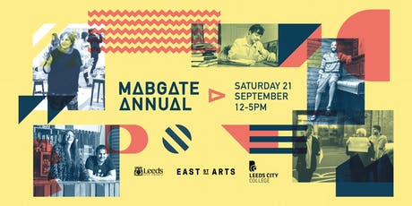 Mabgate Annual 2019 tickets