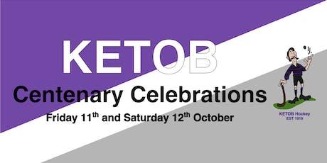 KETOB Hockey Club Centenary Celebrations tickets