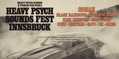 Heavy Psych Sounds Fest Innsbruck
