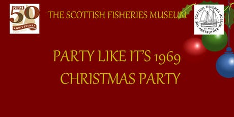 Party Like It's 1969! Christmas Party tickets