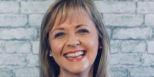 Cardiff Breakfast Club - Guest Speaker Caroline Thompson, Head of Partnerships, The Alacrity Foundation UK
