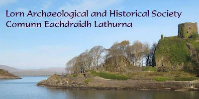 Local history Talk :  Eve Boyle - Archaeology Scotland - topic TBA