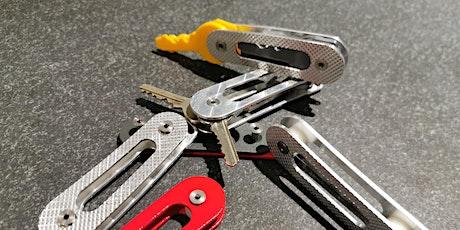 CNC Intro Level 1: Schlüsselsammler Tickets