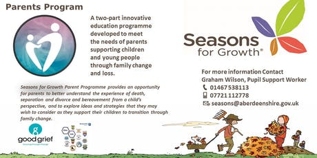 PARENTS PROGRAMME - Supporting your child through separation and divorce tickets