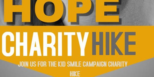 Kids Smile Campaign Charity Hike