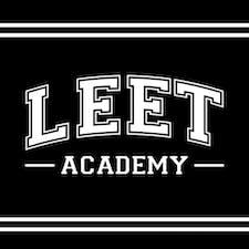 Leet Academy logo