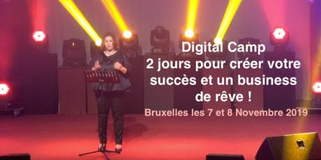 Digital Camp billets