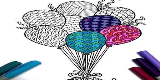 Zentangle (Great Harwood) #LancsLearning