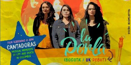 Fiesta Caribeña: La Perla (UK Debut)  + DJ Edna Martinez