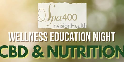 Wellness Wednesday: CBD and Nutrition