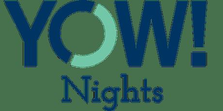YOW! Night 2019 Brisbane - Dave Thomas & Danial Tham - Sep 19 tickets