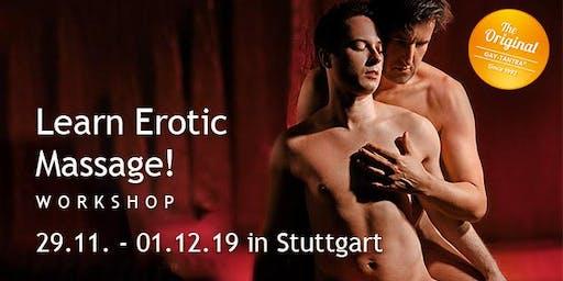Stuttgart: Learn Erotic Massage
