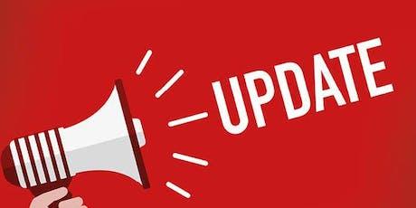 Employment Law Updates 2019 | Bishop's Stortford tickets