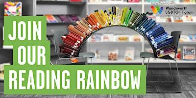 Reading Rainbow - LGBTQ+ Book Group