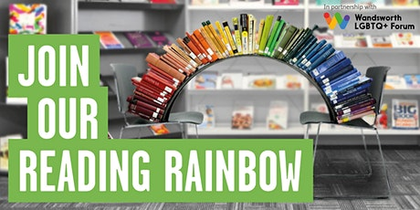 Reading Rainbow - LGBTQ+ Book Group tickets