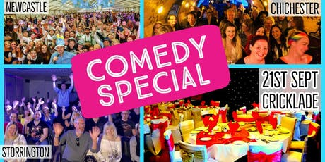 Craft Beer and Comedy Special - Jenner Hall tickets