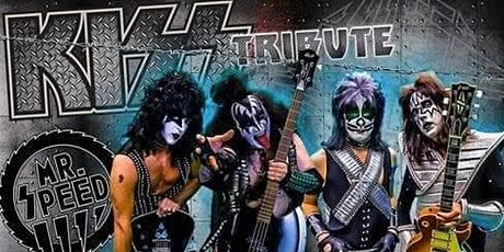 Mr. Speed A Tribute to KISS tickets