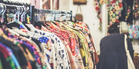 Fashion Foraging: The Joy of Sourcing, Styling & Selling Secondhand tickets