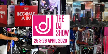 The DJ Show 2020 tickets