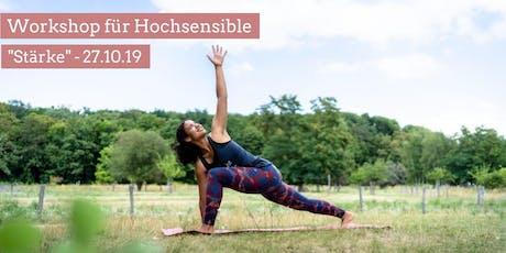 Yoga-Workshop für Hochsensible - Stärke tickets