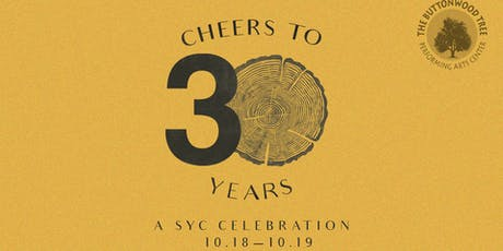 Cheers to 30 Years: A Syc Celebration tickets