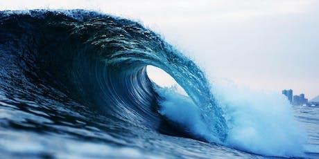 Meet the Secret Surfer, shortlisted author Iain Gately tickets