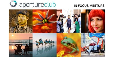 Photography In Focus - Free Monthly Talks Sydney tickets