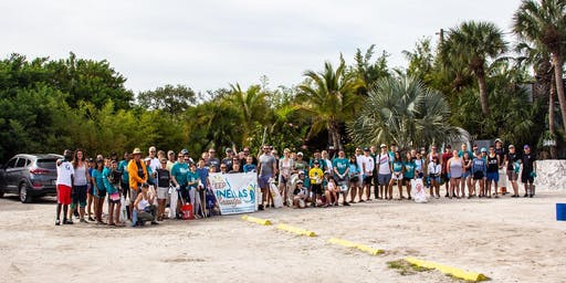 Gandy Beach Cleanup