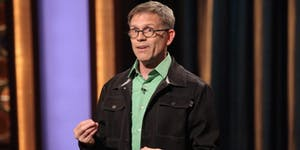 Bengt Washburn - October 17, 18, 19 at The Comedy Nest