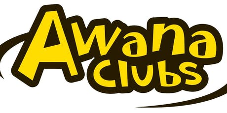 Awana Club 2019-2020 tickets