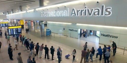 Heathrow Airport Collection Service - University of Sunderland in London