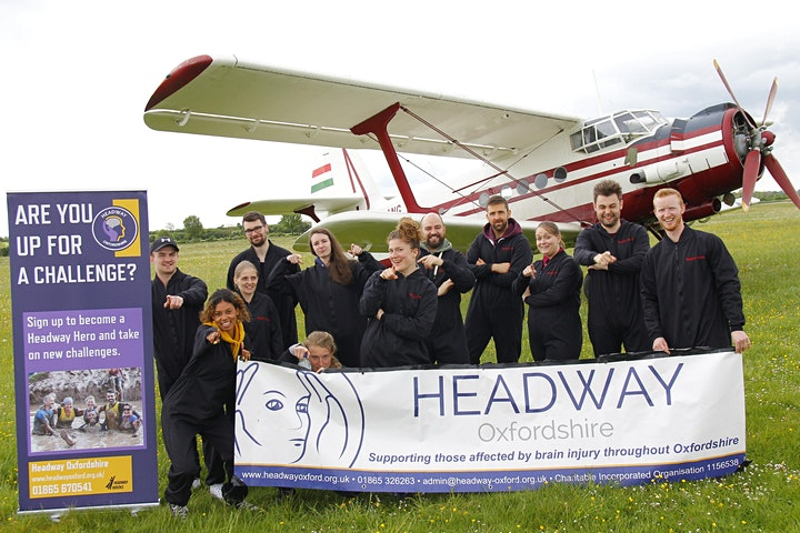 Headway Oxfordshire Tandem Skydive image
