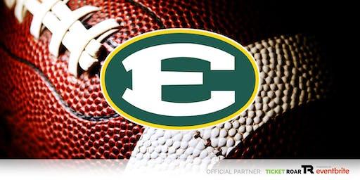 St. Edward vs Buchtel Varsity Football